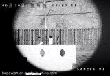Cámara infrarroja al aire libre del laser de la visión nocturna de PTZ