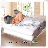 セリウムCbGS承認の電気毛布を熱する洗濯できる急流