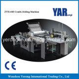 preço de fábrica Zyh660d Combi-Folding Papel Máquina com marcação CE