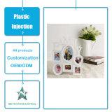 Индивидуальные пластиковые изделия декоративные фотографий Picture пластмассовую рамку системы литьевого формования