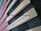 Varas de bambu dos Chopsticks do sushi para o sushi