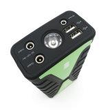Auto-Druckspeicher-Sprung-Starter mit eingebaute LED-Taschenlampe Doppel-USB-Kanal