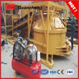 China-Fertigung-bewegliche konkrete stapelweise verarbeitende Pflanze 35m3/H für Verkauf