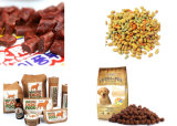 犬または猫または魚または鳥のペットフードの生産機械
