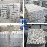 Da telha de pedra natural do granito da telha de assoalho do material de construção pedra de pavimentação G603 G654 G687 G682 para a decoração