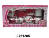 Conjunto educativo de la cocina de los juguetes de la fábrica del juguete, cocinando el juguete del té (825587)