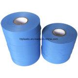 Ruban de couleur bleu PVC utilisé pour fournisseur d'agriculture