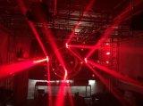 Hotsell LED 9X15W RGBW 4in1 LED Träger-Wäsche-beweglicher Kopf beleuchtet endloses Umdrehungs-Licht