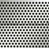 Quadratisches Loch-perforiertes Metallineinander greifen
