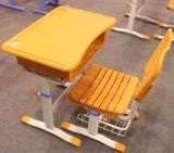 Mesa e cadeira confortáveis da escola de China