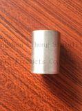 Acoplamento O.D. de Bsp do encaixe de tubulação do aço inoxidável feito à máquina