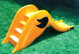 ملعب مضحكة خارجيّ بلاستيكيّة منزلق يمزح تجهيز لأنّ ([م11-09805])