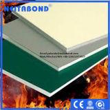 panneau composé en aluminium de surface en bois de 3mm pour la décoration intérieure de Module