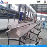 16-40mm cable eléctrico de máquina para fabricar tuberías de PVC de conductos o tuberías de la extrusora