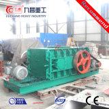 Maquinaria para a mineração de pedra da rocha que esmaga o triturador de rolo dobro da máquina