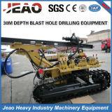 Сильная сила - машина буровой установки Crawler Jbp100b (ОТВЕРСТИЕ 30M DEEP/80-130mm)