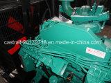 A Cummins AC Trifásico 100kw gerador do motor Diesel com estrutura aberta