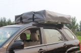 Kampierendes wasserdichtes doppeltes Strichleiter-Familien-Safari-Auto-Dach-Oberseite-Zelt