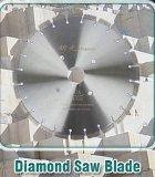 350mm 날카로움 다이아몬드는 톱날을
