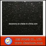 Azulejo Polished del granito de un negro más barato de la galaxia (DES-GT032)