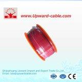 Câblage cuivre isolé par PVC d'intérieur de 300/500V 10AWG