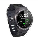 S99A Mtk6580 3G intelligente Uhr mit 8GB ROM-5.0 Pedometer-Puls Wartungstafel-Kamera GPS-WiFi