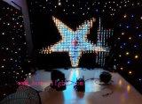 LED-Anblick-Vorhang für Hochzeits-Dekoration mit CER