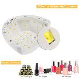 UVled Nagel-Lampe 365nm+405nm der neuen Sunone 48W LED UVlampen-
