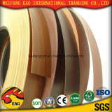 Borda de borda do PVC