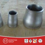 Con el reductor de montaje del tubo de acero al carbono de montaje del tubo de acero inoxidable