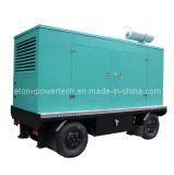 トレーラーType Generator Set 72kVA (ETPG72)