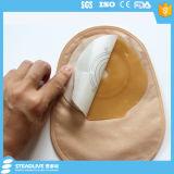 Hydrocolloid皮膚保護剤の1部分の閉じるColostomyの袋