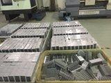 Il profilo di alluminio della pasta termoisolante si è sporto iso 9001