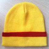 Belle armure personnalisée broder tricot jacquard Cap