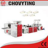 Plastic automatico Roll Bag Making Machine con Perforation