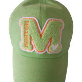 La manera se lavó la gorra de béisbol con el bordado de la toalla Gjwd1707