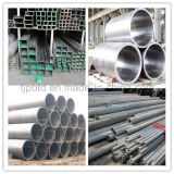 ASTM A312 laste de Naadloze Pijp van het Roestvrij staal