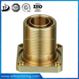 Latón / cobre de precisión Accesorios de hardware de mecanizado CNC mecanizado de piezas de hardware