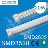 LED SMD com iluminação LED2835 Pl 2g11 20W do Tubo
