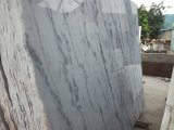 Плитки и слябы Китая плакирования стены белые мраморный