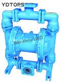 Haute pression de pompe à double membrane pneumatique