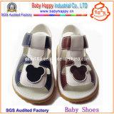 Sapatos e sandálias para bebé plana para o bebé