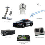 20X Zoom 2.0MP láser de 300m HD PTZ IP cámara CCTV Sistema completo
