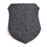 Forma especial tecidos de etiquetas para tecido de vestuário