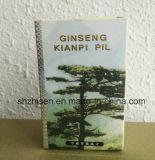 Ginseng original quente Kianpi Pil do ganho de peso da classe elevada da venda