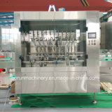 Automatische zähflüssige Flüssigkeit-Füllmaschine für Öl, Wäscherei-Reinigungsmittel, Shampoo etc.