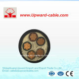 5 cavi elettrici del conduttore del rame di bassa tensione di memoria