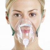 Masque d'oxygène médicinal jetable pour nébuliseur pour adulte