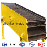 High Sieving Degree Limestone Mineral Circular Vibrating Screen