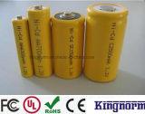 中国ISOの製造業者の単一セルのNICD電池